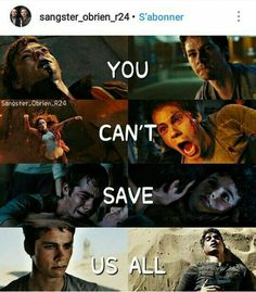 So James decided to kill us Maze Runner Quotes, Maze Runner Funny, Maze Runner Trilogy, Maze Runner Thomas, Maze Runner The Scorch, Maze Runner Cast, Maze Runner Movie, Maze Runner Series, The Scorch Trials