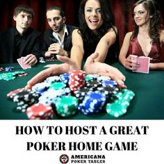 Ok, so you are thinking of hosting a poker night at your place.⠀  ⠀  Let me share some of the tips that I have learned over the years by trial and error. I will try to cover some of the real basics that can help you become a great host and your friends enjoying the game to the fullest.⠀    Continue Reading here:  https://www.pokertablesamericana.com/blogs/poker-stories/first-post