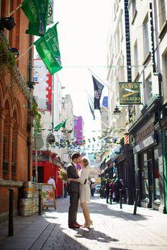 Dublin city wedding by Elisha Clarke. Read More - http://onefabday.com/dublin-city-hall-wedding-2/