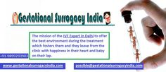 The mission of the IVF Expert in Delhi to offer the best environment during the treatment which fosters them and they leave from the clinic with happiness in their heart and baby on their lap. more info:- https://goo.gl/DYxc2S