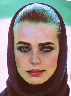 The late Margaux Hemingway