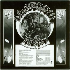 """Back cover of Grateful Dead's American Beauty.  My favorite line from the album - """"lately it occurs to me what a long strange trip it's been.""""  I had wanted to use that as my high school quote. Instead I altered Shakespeare - """"Have we eaten of the same insane root that has taken reason prisoner?"""" from """"Macbeth.""""  I changed it to """"have we SMOKED of the same insane root that has taken reason prisoner?"""" but the high school censors would not print it!  Damn Boston area Puritans/conservatives!"""