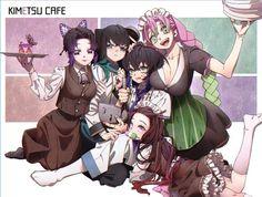 Read Kimetsu No Yaiba / Demon slayer full Manga chapters in English online! Anime Demon, Manga Anime, Anime Art, Demon Slayer, Slayer Anime, I Love Anime, Awesome Anime, Blue Exorcist, Anime Characters