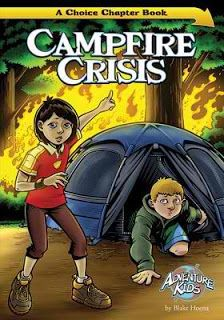 Campfire Crisis (Mentor Text for: Point of View, Perspective, Author's Purpose, Cause/Effect)