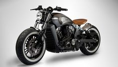 Indian Super Scout Sixty