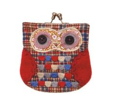 Hamish Owl shaped purse £12.95