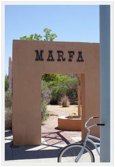 Love me some Marfa, Texas