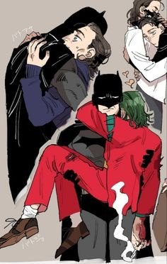 Second collection of BatJokes images, this album contains image . - Second collection of BatJokes images, this album contains images … # Fanfic # amreading # - Joker Batman, Bat Joker, Batman Comic Art, Joker Art, Joker And Harley Quinn, Funny Batman, Joker Dark Knight, Arkham Knight, Batman Universe