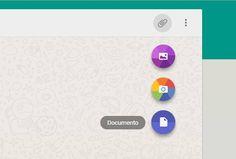 Lee WhatsApp Web ya permite compartir documentos PDF