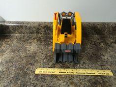 Rescue Heroes Earth Moving Bobcat Fisher Price 77013 2001 Mattel Inc China SALE  #FisherPriceMattel