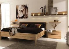 Contemporary Bed Frame Pictures