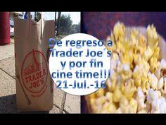 De regreso a Trader Joe´s y por fin cine time!!! - 21/07/16