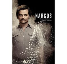 Narcos Poster Blow Business. Hier bei www.closeup.de