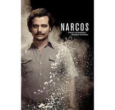 Narcos Poster Blow Business. Hier bei www.closeup.de