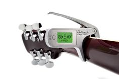 Intellitouch CT1 Capo Tuner  Silver -- See this great product.Note:It is affiliate link to Amazon.