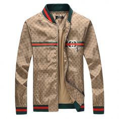 China wholesale Gucci Jackets for MEN #288387