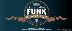 mybeerbuzz.com - Bringing Good Beers & Good People Together...: Samuel Adams - Kosmic Mother Funk Grand Cru 2015 L...