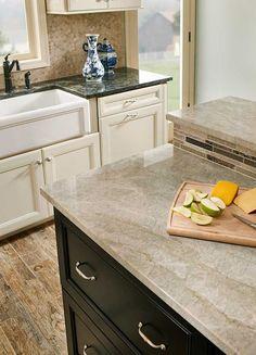 Wenn Sie auf der Suche nach einer passenden Küchenarbeitsplatte ...
