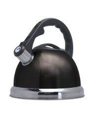 hot deal Le Creuset 1.75 -Quart Stainless Steel Whistling Tea Kettle Look For