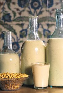 Boza  Nutritious fermented beverage... Made with wheat but could it be like sourdough and safe for GF diet?