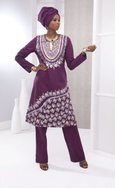 Ashro Fashions Clearance Bahati Pant Set from ASHRO