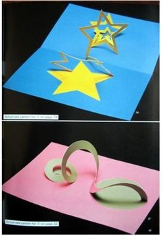 Pop-Up Cards   Mechanisms & Templates for Free   DIY Instructions for Beginners