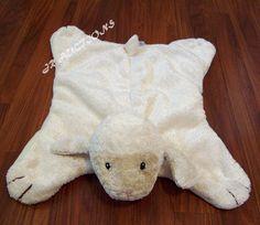 Baby Gund Cream Comfy Cozy Lamb 5865 Security Blanket Plush Lovey