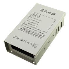 CA 110V-240V al adaptador de fuente de alimentación del interruptor 8.5a 100w 12v dc transformador de circuito cerrado de televisión LED Tira de iluminación
