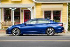 Honda Accord Hybrid 2017: тест в реальных условиях