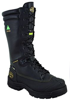 Buy Oliver 65 Series Leather Puncture-Resistant Waterproof Men's Steel Toe Mining Boots with Metatarsal Guard, Black Tall Boots, Shoe Boots, Men's Boots, Skechers Work Shoes, Logger Boots, Composite Toe Work Boots, Safety Work Boots, Steel Toe Work Boots, Waterproof Boots