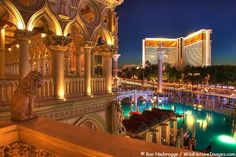 Las Vegas Strip. Looks so cool.