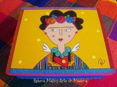 Caja Frida Kahlo