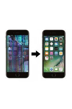 Výměna displeje iPhone 7 Plus Mobiles, Iphone 7 Plus, Apple Iphone, Display, Floor Space, Billboard, Mobile Phones