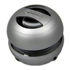 X-Mini II Capsule Speaker (Silver)