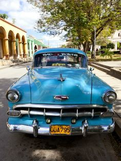 Cuban Vintage Cars -- This might come to an end! Read more here
