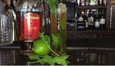 Rum cocktail: The Queen's Park Swizzle