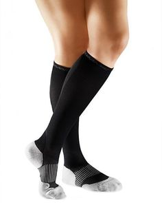 7b91a2b0e3 3 Pair of Tommie Copper Athletic Compression Knee-High Socks Medium # TommieCopper #Socks