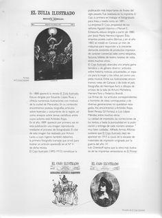 (13) Portada de El Zulia Ilustrado  / Portadas de El Cojo Ilustrado