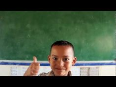 This will definitely make you SMILE! Cute Cambodian Kids Try to Say Supercalifragilisticexpialidocious