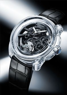 Cartier is rare among watch manufacturers because it releases concept watches that reveal its future plans for all to see. The latest concept, called ID Two, looks like something teleported to us from the year 2020.