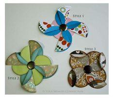 Flores para artesanato 8
