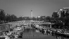 Popular on 500px : Paris#9  Port de lArsenal by ewhchow