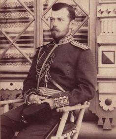 Nicholas II. 19th century. Rare photos.