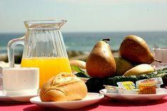 ¡Buenos días! ¿Qué me decís de un desayuno así?