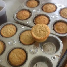 Muffins de Elote Charleston Sc, Costa Rican Food, Mexican Bread, Deli Food, Cheesecake Cake, Pan Dulce, Recipe Mix, Cookie Desserts, Sweet Recipes