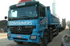 Betonmixer - opligger 11 m³ Cement, Trucks, Vehicles, Truck, Car, Vehicle, Concrete, Tools