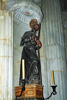 Cathedral of Cadiz, Spain  - St. Francis Xavier