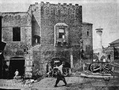 Bab Essaraya 1920, Hotel Le Gray now near Annahar Building