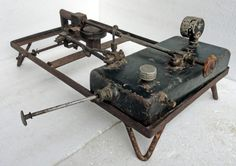 Hey, I found this really awesome Etsy listing at https://www.etsy.com/listing/182423112/rare-old-unique-gas-stove
