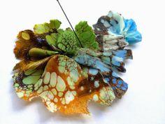 Alicia Tormey:Specimen:Sculpted Encaustic